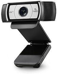 Logitech C930e Webcam (Black)
