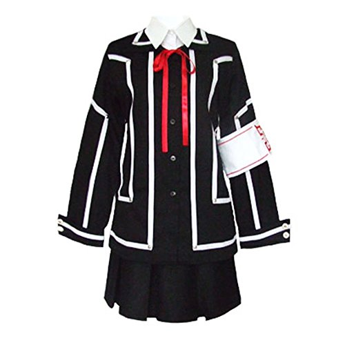 Day Class Uniform Cosplay Kostüm Japanische Schuluniform Baumwolle S (Vampire Knight Outfits)