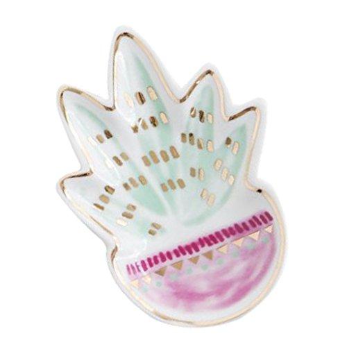Sharplace Kreative Mini Keramikschüssel Küchenschüssel Dipschale für Gewürze Sauce - Saftig