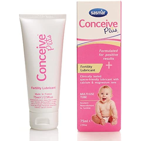 Conceive Plus Lubricante de Fertilidad - 75 ml
