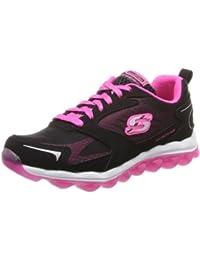 Skechers Skech AirBizzy Bounce - zapatilla deportiva de material sintético niña