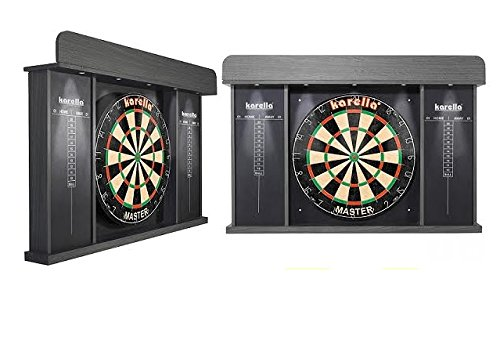 Dartboaord-Cabinet Arena mit LED - Beleuchtung  (Lieferung ohne Dartboard)