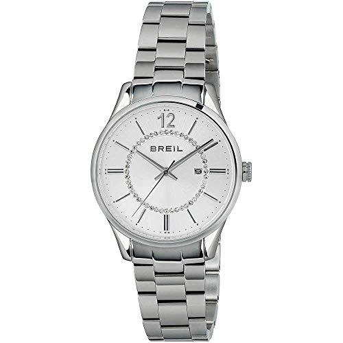 BREIL Reloj Contempo Mujer Sólo el Tiempo Blanco - TW1775