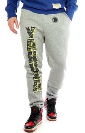 Yakuza INK - Herren Sweat Pants, grau in Gr. XXXL