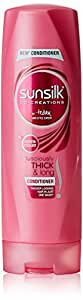 Sunsilk Lusciously Thick & Long Conditioner 180ml