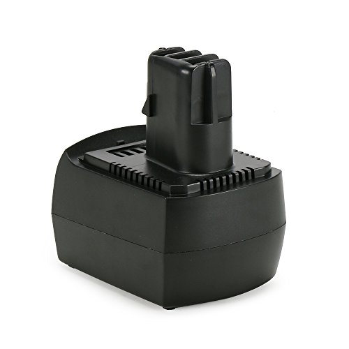 POWERAXIS 12V 2000mAh NiMH Ersatzakku für Metabo BS 12 SP, BSZ 12, BSZ 12 Impuls, ersetzt Metabo 6.25473, 6.25474 Air-Cooled