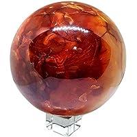 Karneol Kristall Ball Kugel 1680g 1,68kg AAA Grade Madagaskar preisvergleich bei billige-tabletten.eu