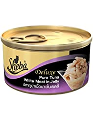 Sheba Deluxe Pure Tuna, 85 g