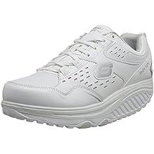 Skechers Shape-ups 2.0Perfect Comfort - zapatilla deportiva de piel mujer