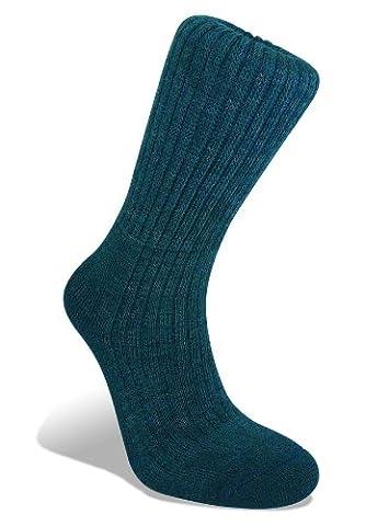 Bridgedale Merinofusion Trekker Men's Sock - Navy, 6-8.5