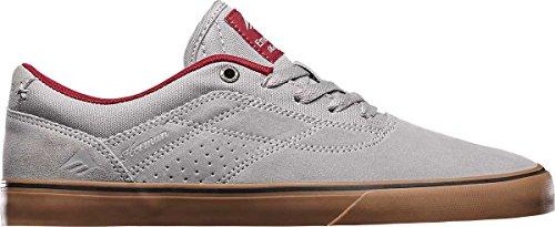 Emerica The Herman G6 Vulc Herren Skateboardschuhe grigio (Grey/Gum)