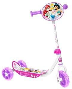 STAMP - DISNEY - PRINCESS - J100075 - Vélo et Véhicule pour Enfant - Trottinette Princess 3 Roues Princess Disney