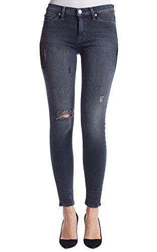 Dark Denim Flare Jeans (Hudson Damen Jeans Gr. 29 (US Größe), Dark Skies 2)