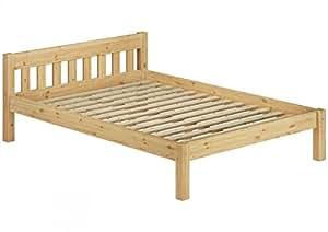 Cassetti Sotto Letto Ikea : Erst holz letto matrimoniale futon in pino massello eco