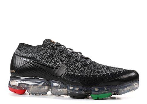 Nike AIR Vapormax Flyknit BHM 'BHM' - AQ0924-007 - Size 44-EU