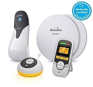 motorola mbp161 digital video monitor babysense bundle baby. Black Bedroom Furniture Sets. Home Design Ideas