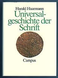 Universalgeschichte der Schrift