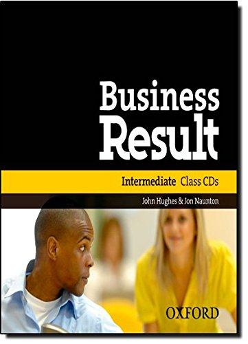 Business Result: Intermediate: Class Audio CD por -