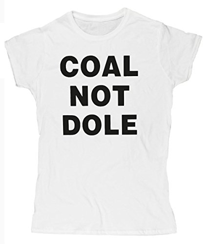 hippowarehouse-coal-not-dole-womens-fitted-short-sleeve-t-shirt
