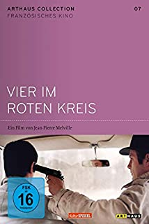 Vier im roten Kreis - Arthaus Collection Französisches Kino