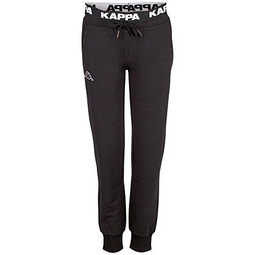 Kappa Winnie Pantalon pour femme noir