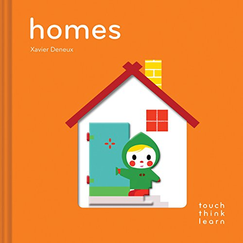 TouchThinkLearn: Homes por Xavier Deneux