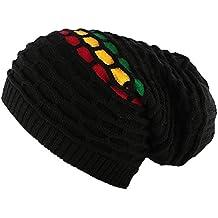 Gorro Rasta negro Kingston por Léon Montane – Mixta 34c921a1064