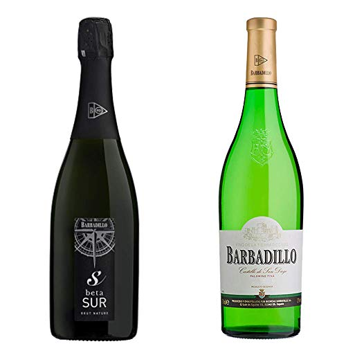 Beta Sur Y Castillo De San Diego - Vinos De La Tierra De Cádiz - 2 Botellas De 750 Ml