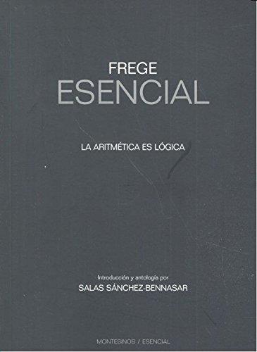 Read Pdf Frege Esencial La Aritmetica Es Logica Online