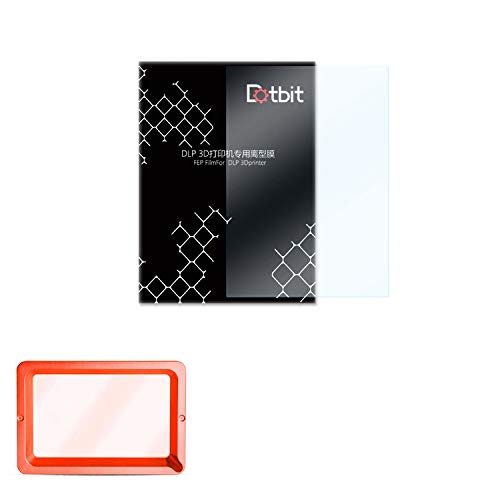 ExcLent 1/2/3/4/5/8/10Pcs 140X200Mm SLA/LCD Fep Film 0 15-0 2Mm Thickness  For Photon Resin Dlp 3D Printer - 10pcs