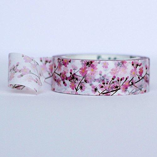 cherry-blossom-washi-masking-craft-deorative-tape-7m-15cm-wide