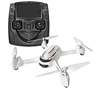 Hubsan H502S X4 FPV Quadcopter Drone GPS With 720P HD Camera 5.8Ghz Hold Altitude Headless Return To Home Follow Me