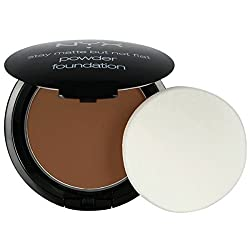 NYX Cosmetics Stay Matte But Not Flat Powder Foundation Cocoa