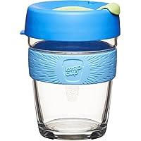 KeepCup 12 oz Medium Tazza per caffe riutilizzabile in vetro,