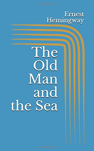 Book cover for The Old Man and the Sea