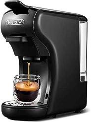 ماكينة تحضير القهوة ثلاثة في واحد متعددة الوظائف من هيبرو، ماكينة تحضير القهوة دولشي غستو متوافقة مع كبسولات ن