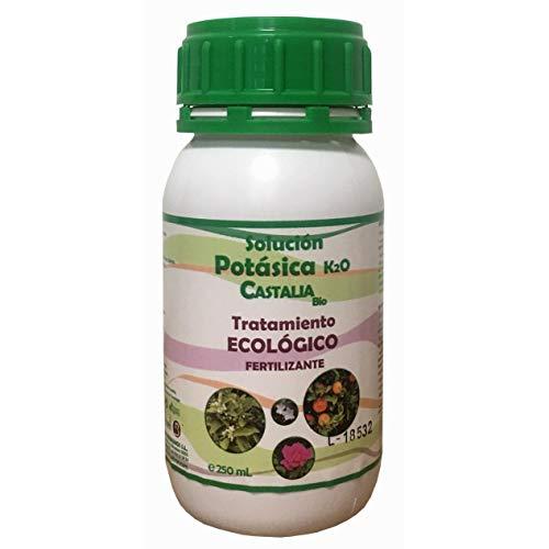 Castalia - Jabón Potasico Eco - Solución Potasica K2O 250 ml