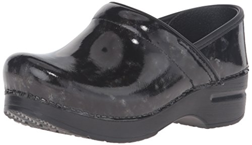 DANSKO PROFESSIONAL OILED MainApps Black Marbled Patent