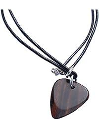 Timber Tones - Macassar Ebony - Necklace
