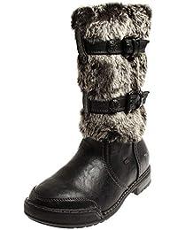 TOM TAILOR Kids 9170102 Mädchen Winterstiefel Stiefel Schuhe Winter Boots 44bcaa6124