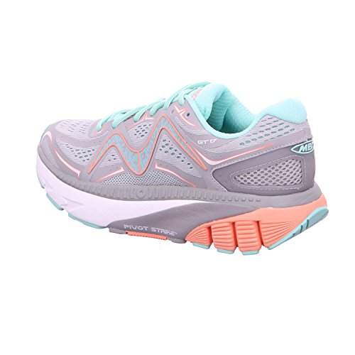 MBT ZAPATILLA 700902-1036Y GT 17 MULTICOLOR grey/ teal/peach/whi