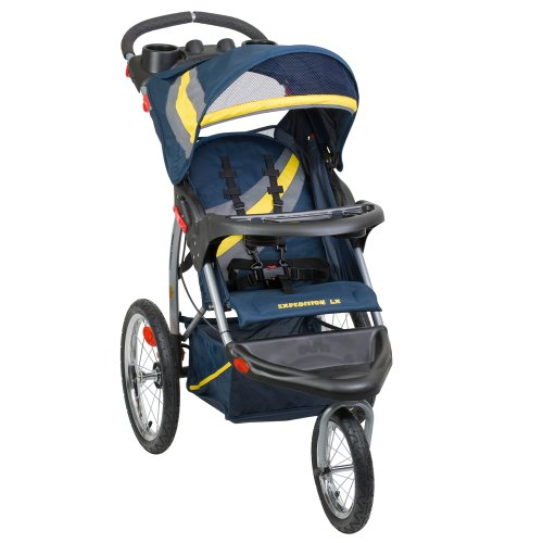 Baby Trend Expedition Lx Jogger Stroller, Riviera