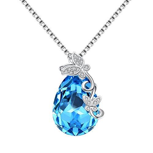 Clearine Damen 925 Sterling Silber Elegant Boho