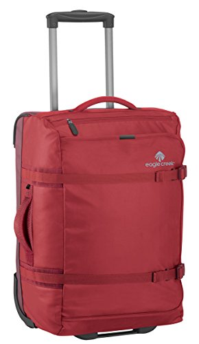 Eagle Creek Trolley No Matter What Flatbed Duffel International Carry-On Rollkoffer, Handgepäck, firebrick (Internationalen Trolley)