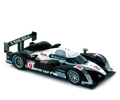 Norev–472724–Fahrzeug Miniatur–Peugeot 908N ° 9–Le Mans 2008–montagny/Zonta/Klien–Echelle–1/43E