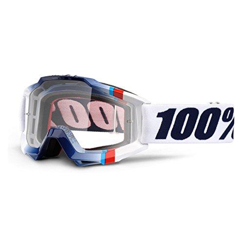 100% Crossbrille The Accuri Weiß