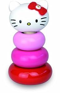 Vilac - Juguete para apilar y encajar Hello Kitty (4810)