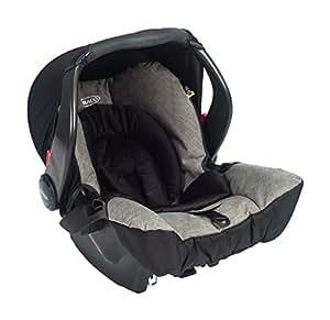 Graco SnugSafe Group 0+ Car Seat (Slate)