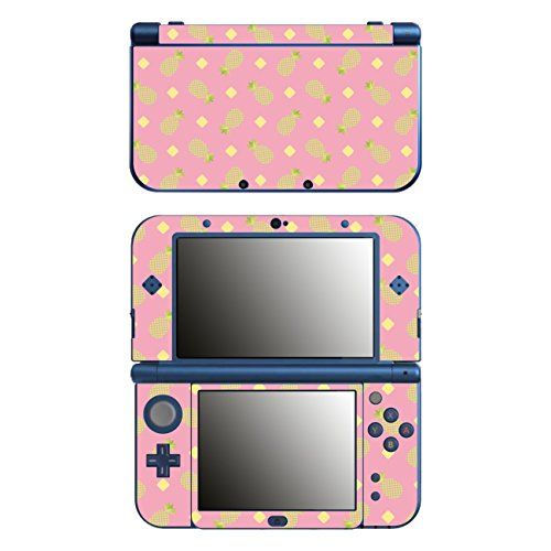 Disagu SF-106243_1141 Design Folie für New Nintendo 3DS XL - Motiv Ananas 03