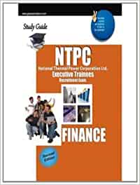 Study guide to ntpc finance (executive trainees) 3rd edition: buy.
